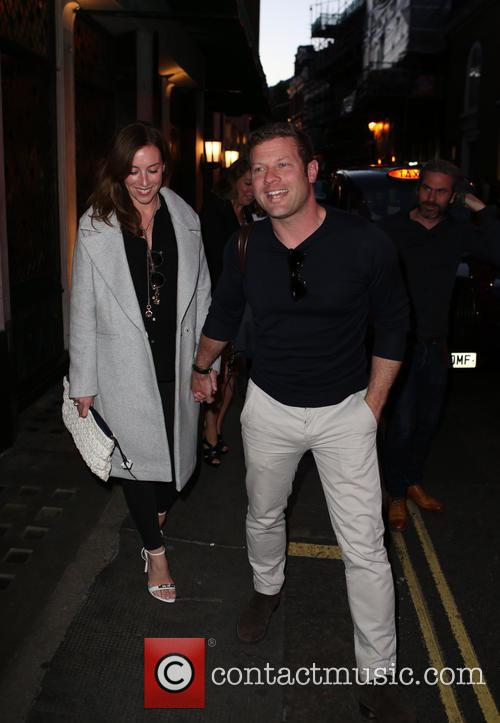 Dermot O'leary and Dee Koppang 4