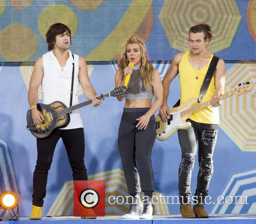 The Band Perry 3