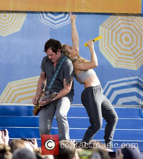 The Band Perry and Kimberly Perry 2