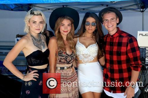 American Idol, Nikia Lee Provenzano, Quigley, Jennifer Tapiero and Josh Tryhane 1