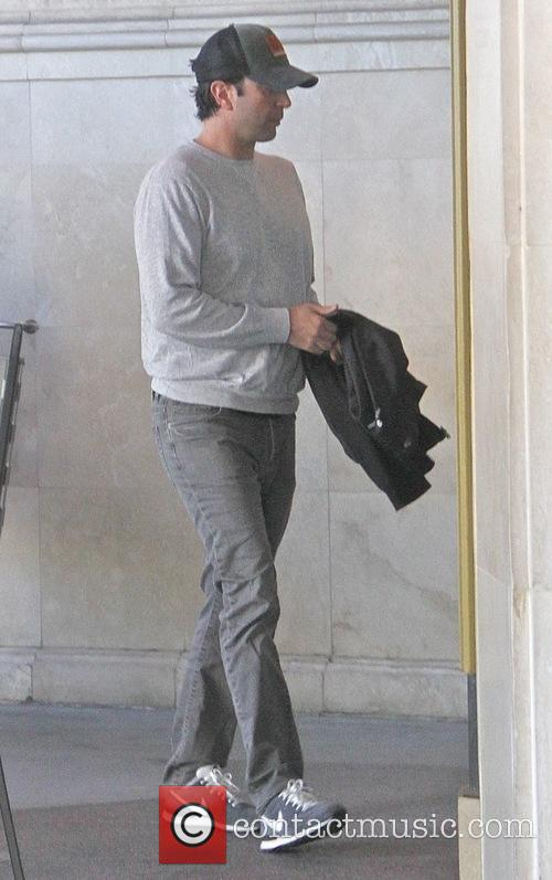 David Schwimmer out shopping in Hollywood