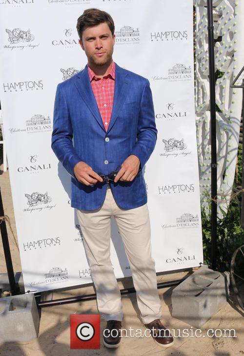 Colin Jost's Hamptons Magazine Cover event