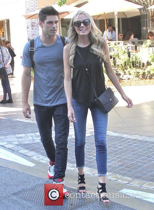 Melissa Ordway and Justin Gaston 3