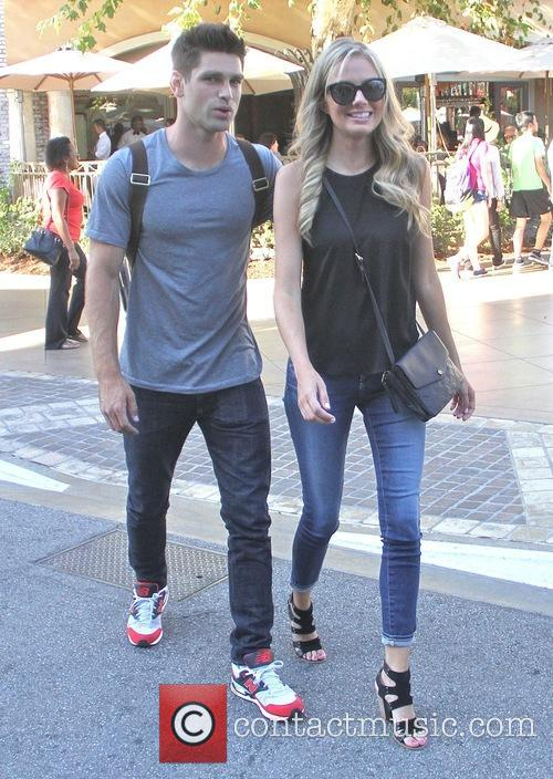 Melissa Ordway and Justin Gaston 7