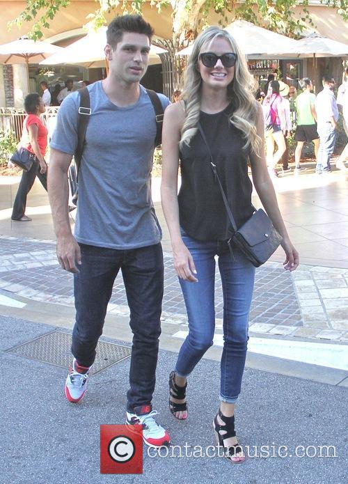 Melissa Ordway and Justin Gaston 8
