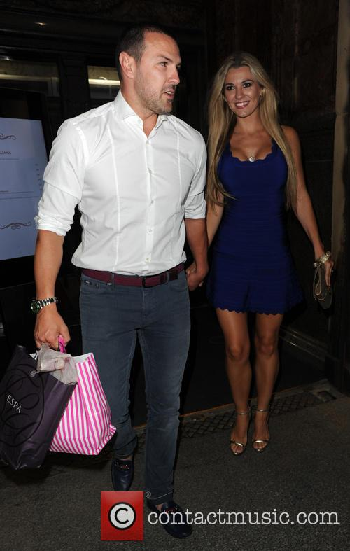 Paddy Mcguinness and Christine Martin 3