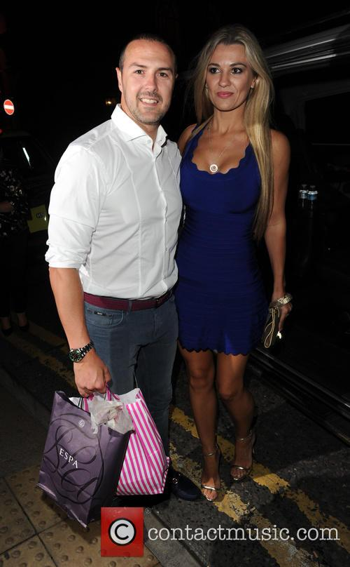 Paddy Mcguinness and Christine Martin 5