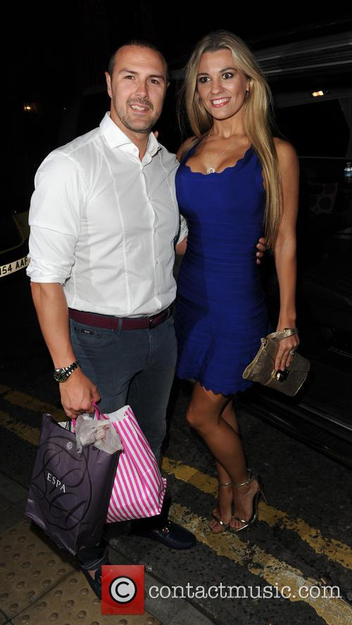 Paddy Mcguinness and Christine Martin 6