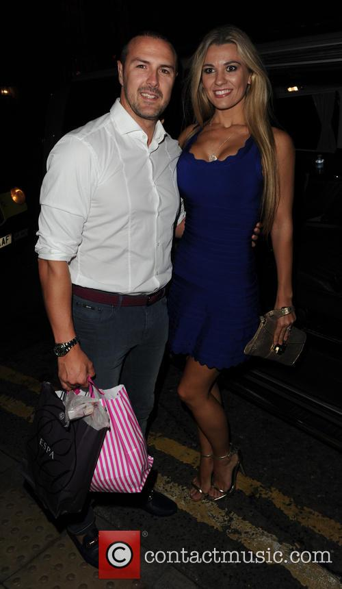 Paddy Mcguinness and Christine Martin 7