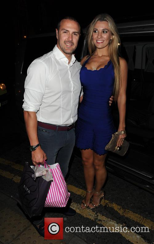Paddy Mcguinness and Christine Martin 8