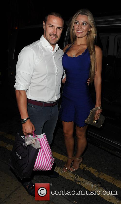 Paddy Mcguinness and Christine Martin 1