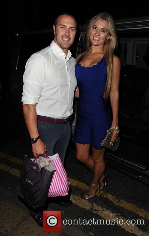 Paddy Mcguinness and Christine Martin 9