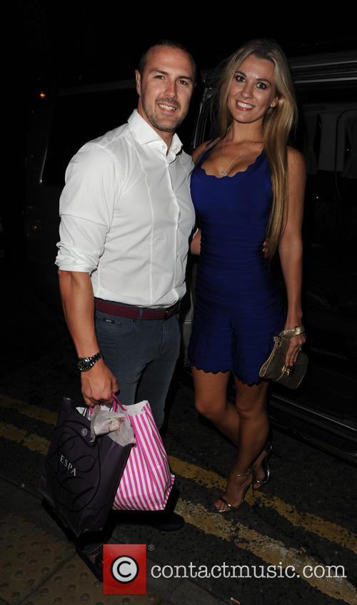 Paddy Mcguinness and Christine Martin 10