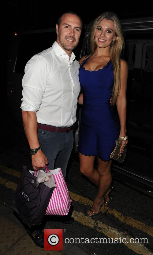 Paddy Mcguinness and Christine Martin 11