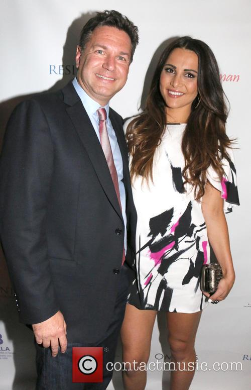 Michael Travin and Andi Dorfman 1