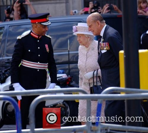 Queen Elizabeth Ii and Prince Philip 3