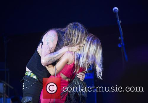 Sebastian Bach and Suzanne Le 1