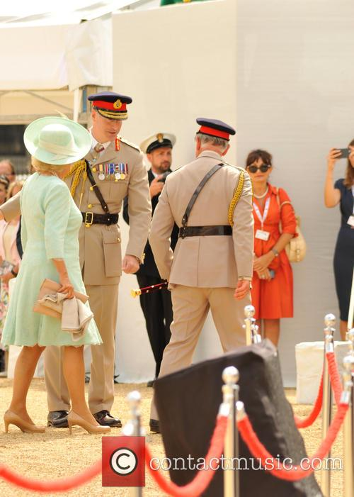 Camilla Duchess Of Cornwall and Andrew Prince Of Wales 2