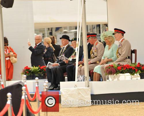 Camilla Duchess Of Cornwall and Andrew Prince Of Wales 3