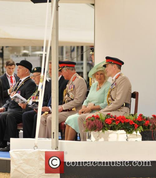 Camilla Duchess Of Cornwall and Andrew Prince Of Wales 4