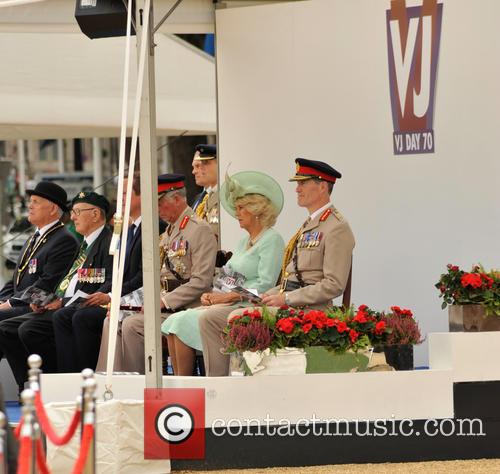 Camilla Duchess Of Cornwall and Andrew Prince Of Wales 5