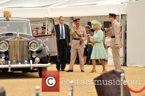 Camilla Duchess Of Cornwall and Andrew Prince Of Wales 1