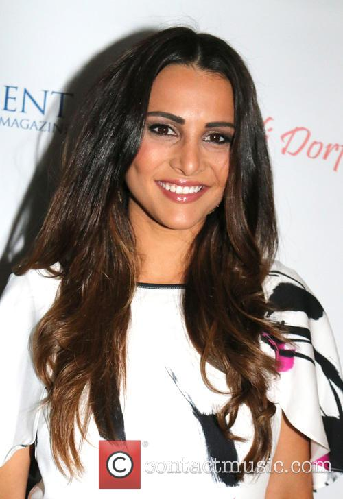 Andi Dorfman's Resident Magazine August 2015 Cover event