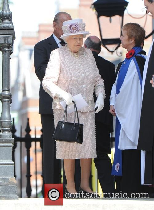 The Queen and The Duke Of Edinburgh 3