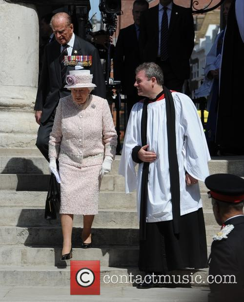 The Queen and The Duke Of Edinburgh 1