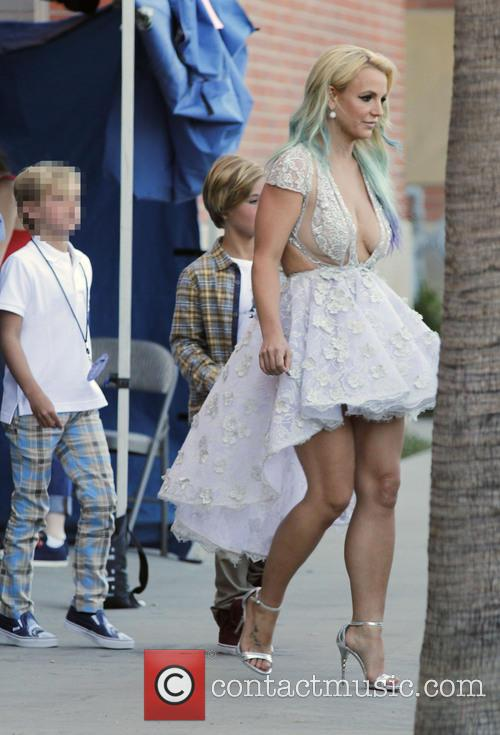 Sean Preston, Jayden James Federline and Britney Spears 2