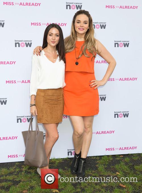 Pink, Karen Hussan and Samantha Engelbrecht