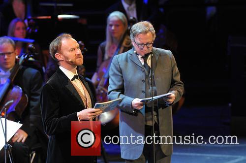 Mark Gatiss and Matthew Sweet 2