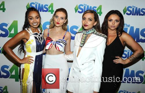 Littel Mix, Jade Thirlwall, Perrie Edwards, Leigh-anne Pinnock and Jesy Nelson 1