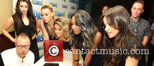 Fifth Harmony, Ally Brooke Hernandez, Normani Kordei, Dinah Jane Hansen, Camila Cabello and Lauren Jauregui 1