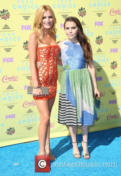 Bella Thorne and Mae Whitman 1