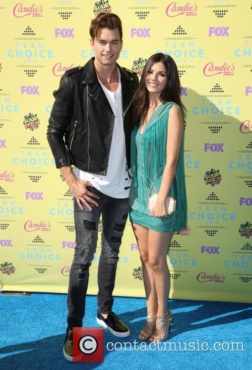 Pierson Fode and Victoria Justice 3