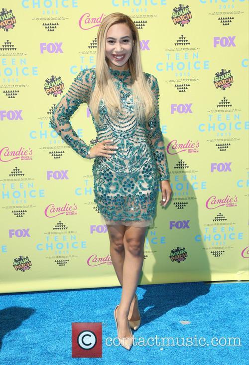 Teen Choice Awards and Eva Gutowski 2
