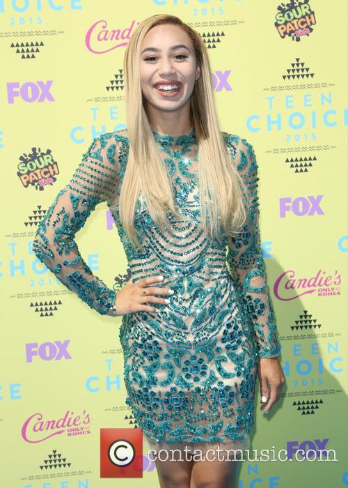 Teen Choice Awards and Eva Gutowski 1