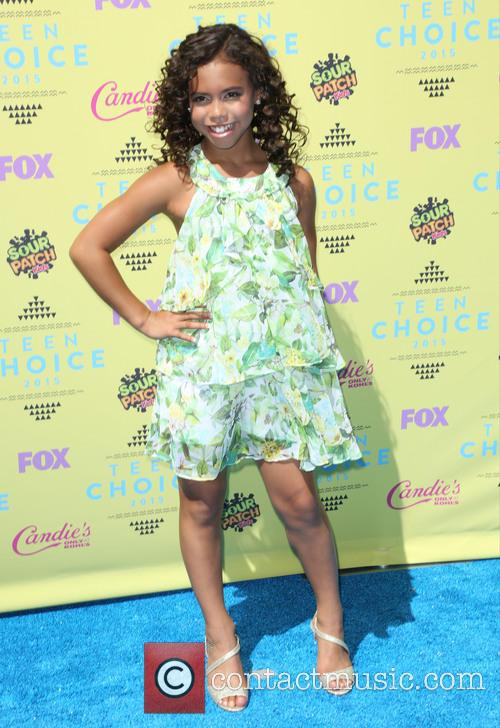 Teen Choice Awards and Asia Monet Ray 2