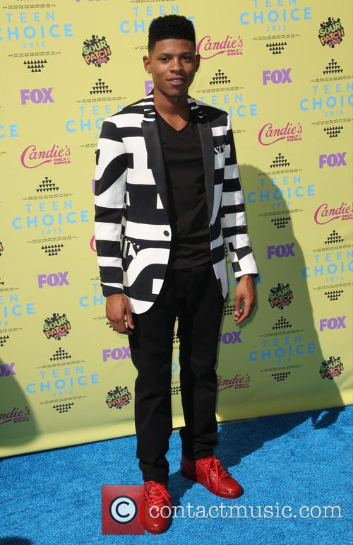Teen Choice Awards and Bryshere Y. Gray 2