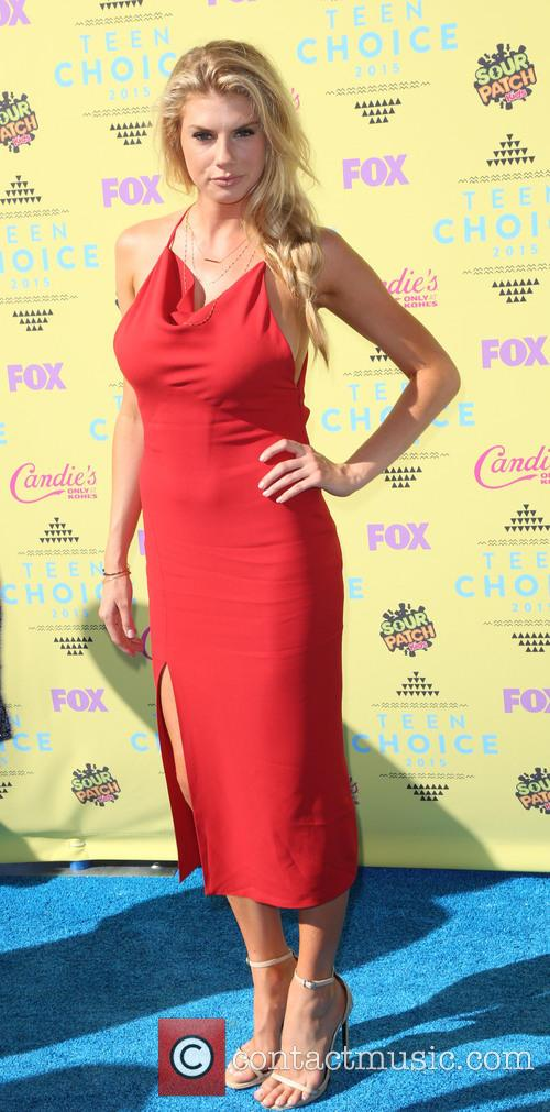 Teen Choice Awards and Charlotte Mckinney 2