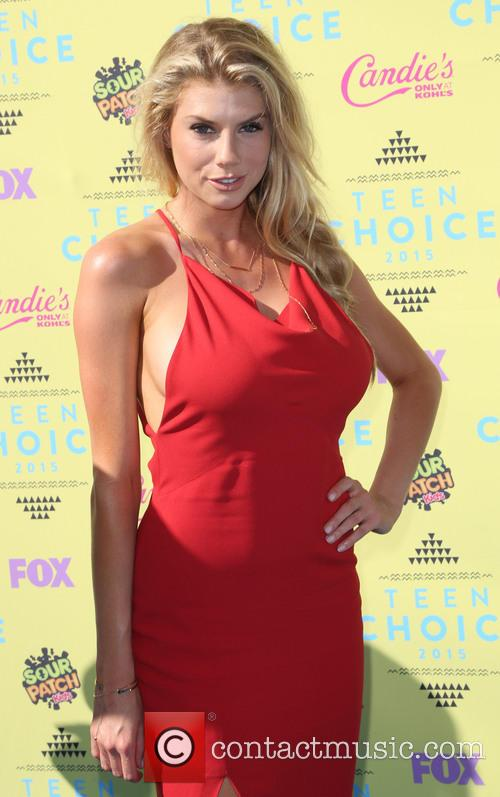 Teen Choice Awards and Charlotte Mckinney 3