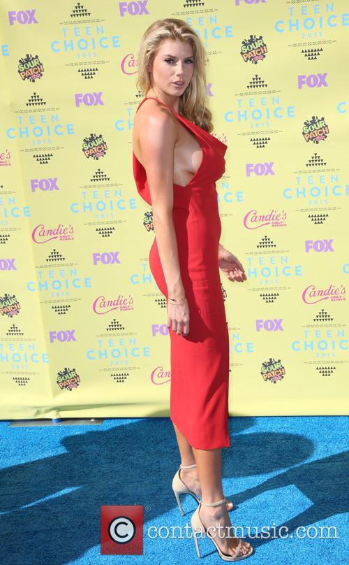 Teen Choice Awards and Charlotte Mckinney 1