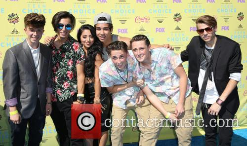 Teen Choice Awards and Brave Fest 1