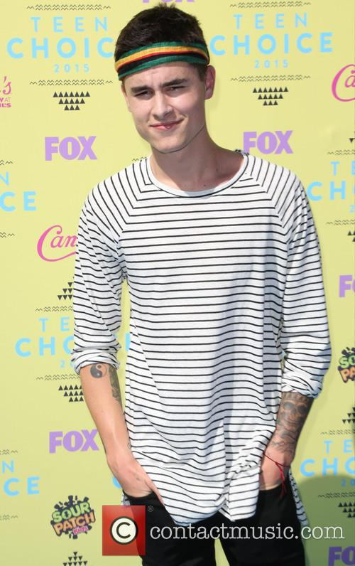 Teen Choice Awards and Kian Lawley 2