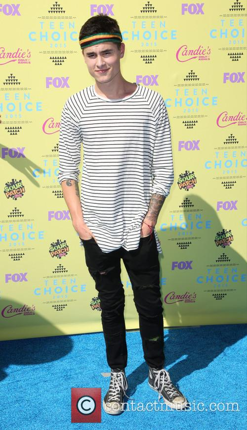Teen Choice Awards and Kian Lawley 1
