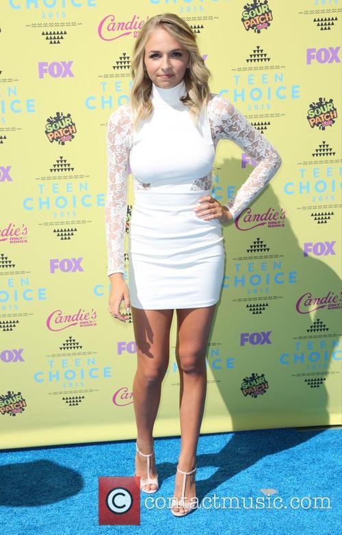Teen Choice Awards and Jenn Mcallister 1