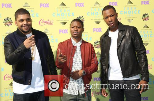 Shea Jackson, Jason Mitchell, Corey Hawkins and Teen Choice Awards 1