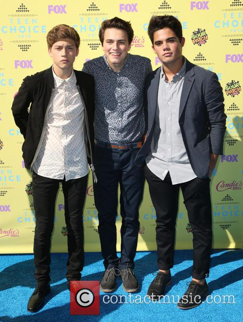 Teen Choice Awards and Forever In Your Mind 2