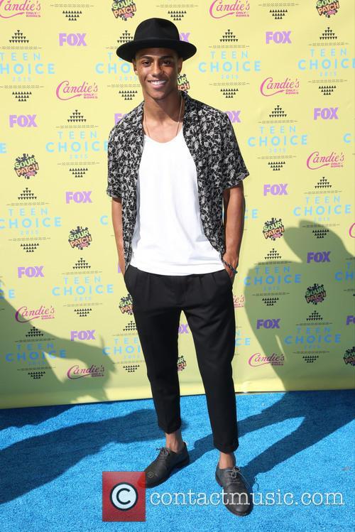 Teen Choice Awards and Keith Powers 1